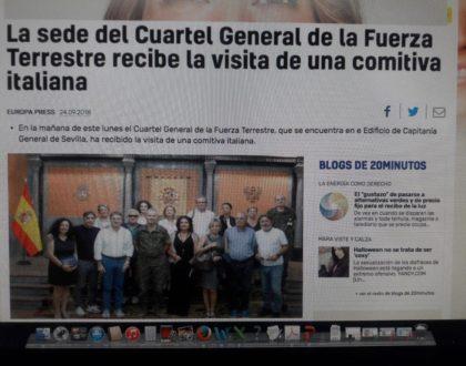 La stampa spagnola parla dell'ICS